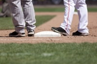 Washington Baseman Deals with Plantar Fasciitis Recovery