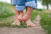 Your Toddler and Flat Feet