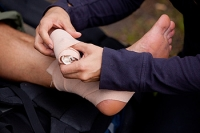 What to Do After an Ankle Sprain